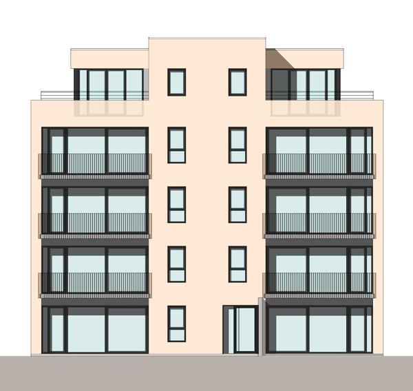 Berz Architekten: Muster Wohnbau