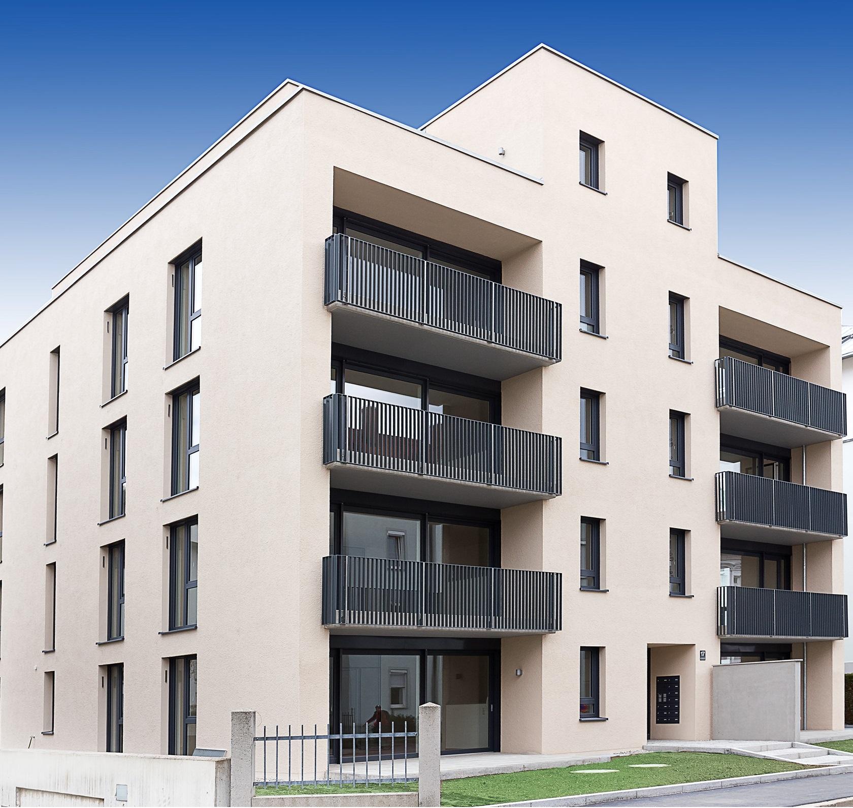 Berz Architekten: Neubau Mehrfamilienhaus 11 Wohnungen | Berz ...