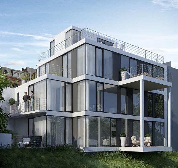 Berz Architekten: Wohnbau